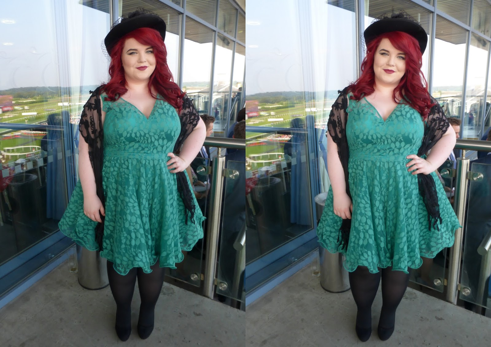 ChiChi London Green Dolly Dress