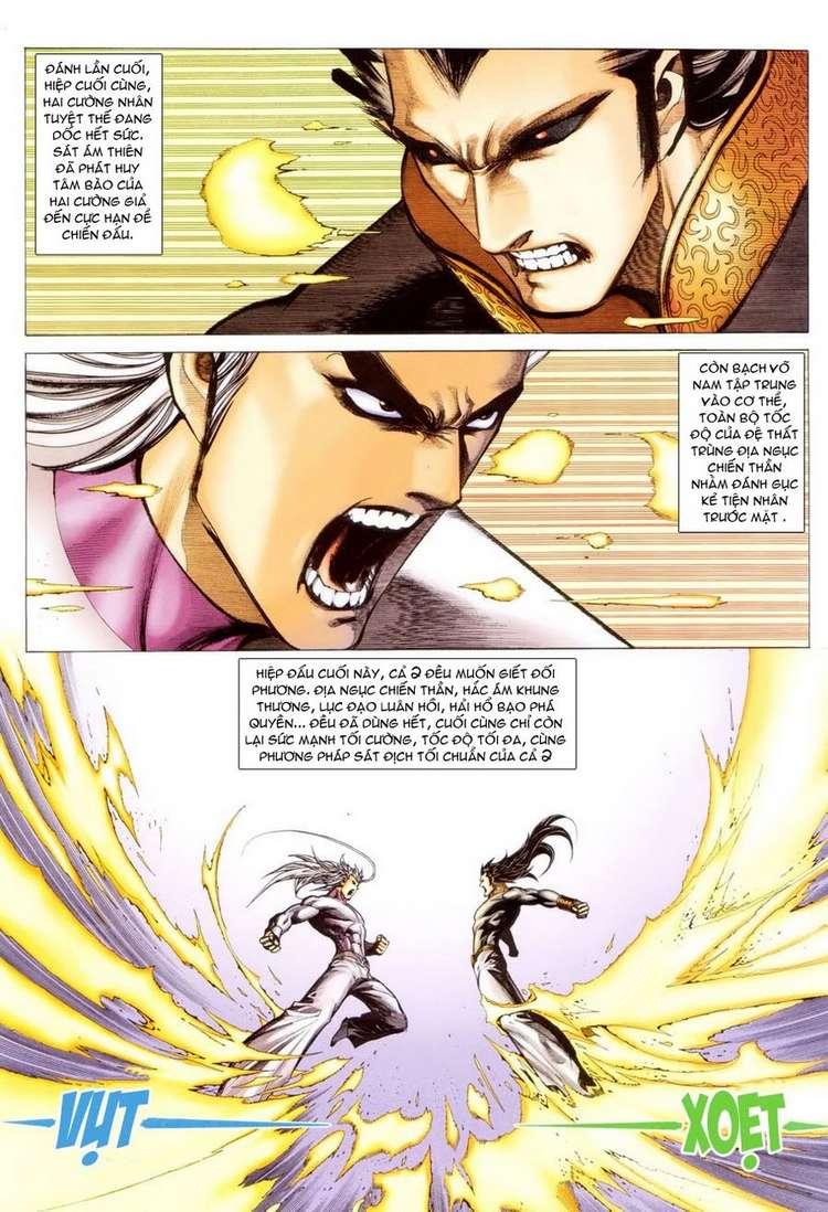 Võ Thần chap 300 Trang 18 - Mangak.info
