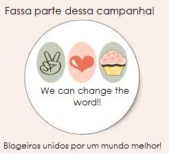 Campanha - We can change the word