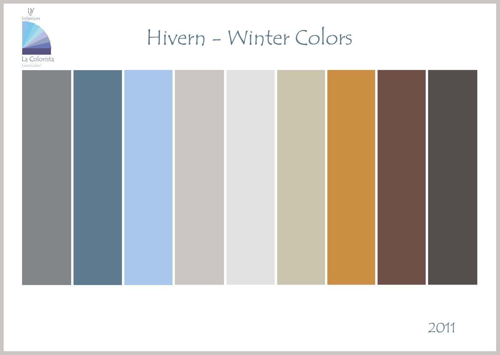 La Colorista Isabel De Yzaguirre Colour Trends And