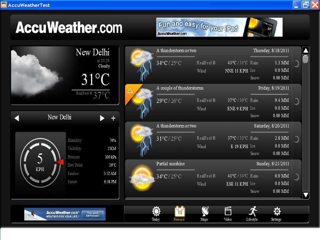 AccuWeather 3.3.2.7 - 786apps.blogspot.com