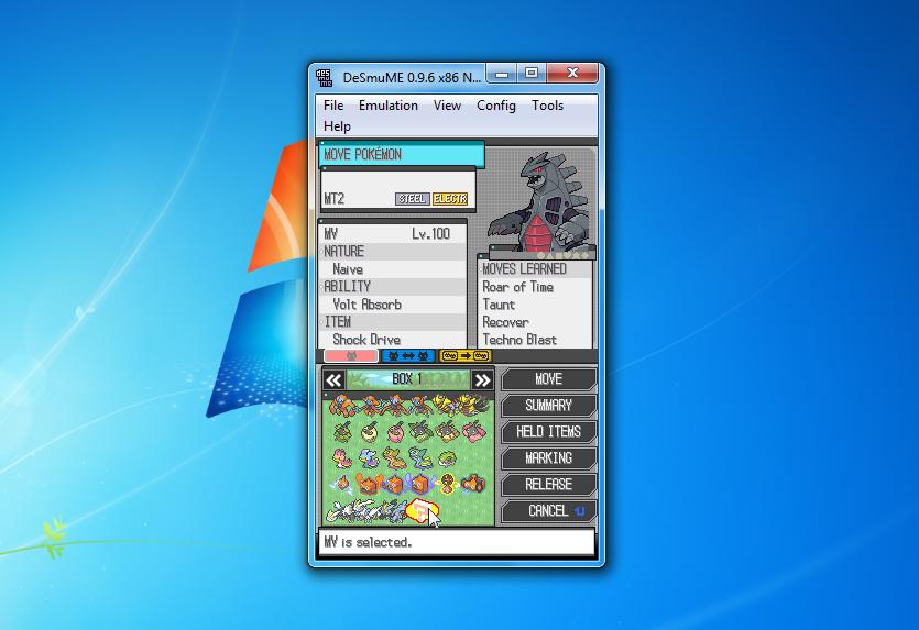 Pokémon Studio Injector by theSLAYER Screenshot5
