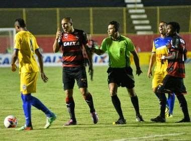 Vitória perde vaga na Copa do Nordeste de 2016