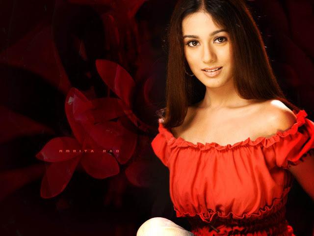 Amrita Rao HD Wallpaper Download