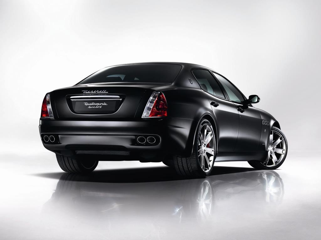 Maserati which generates