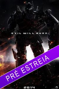 Poster do Filme Transformers: A Era da Extinção Online