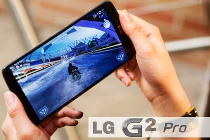 Phablet LG G2 Pro