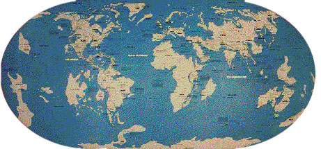 Is The Navy Future Map Of The Us Real - Us navy map blue submerged