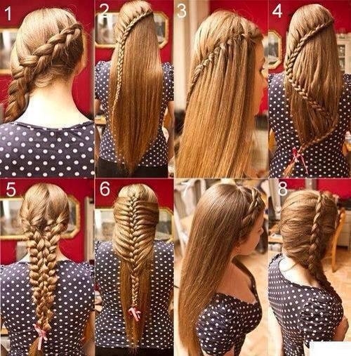 Beauty Hair Style  Latest Fashion Trends