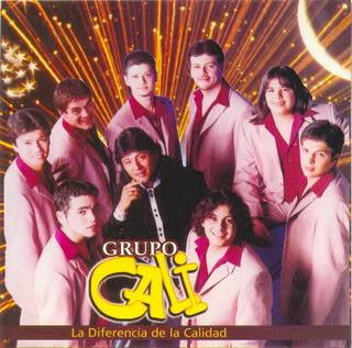 Grupo Cali - La diferencia de la calidad (1999)
