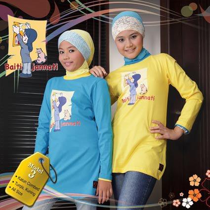 Baju Muslim Anak Qt-03