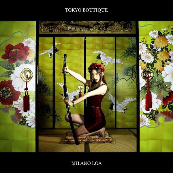 [Album] MILANO LOA - TOKYO BOUTIQUE [2014.05.07] 157708