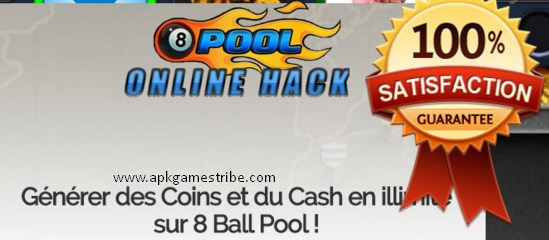 8 ball pool apk hacked + unlimited coins download