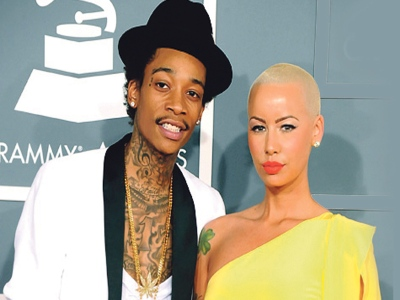 Entertainment, News, Gossip, Celebrities, Hollywood, Wiz Khalifa, sorok, perkahwinan