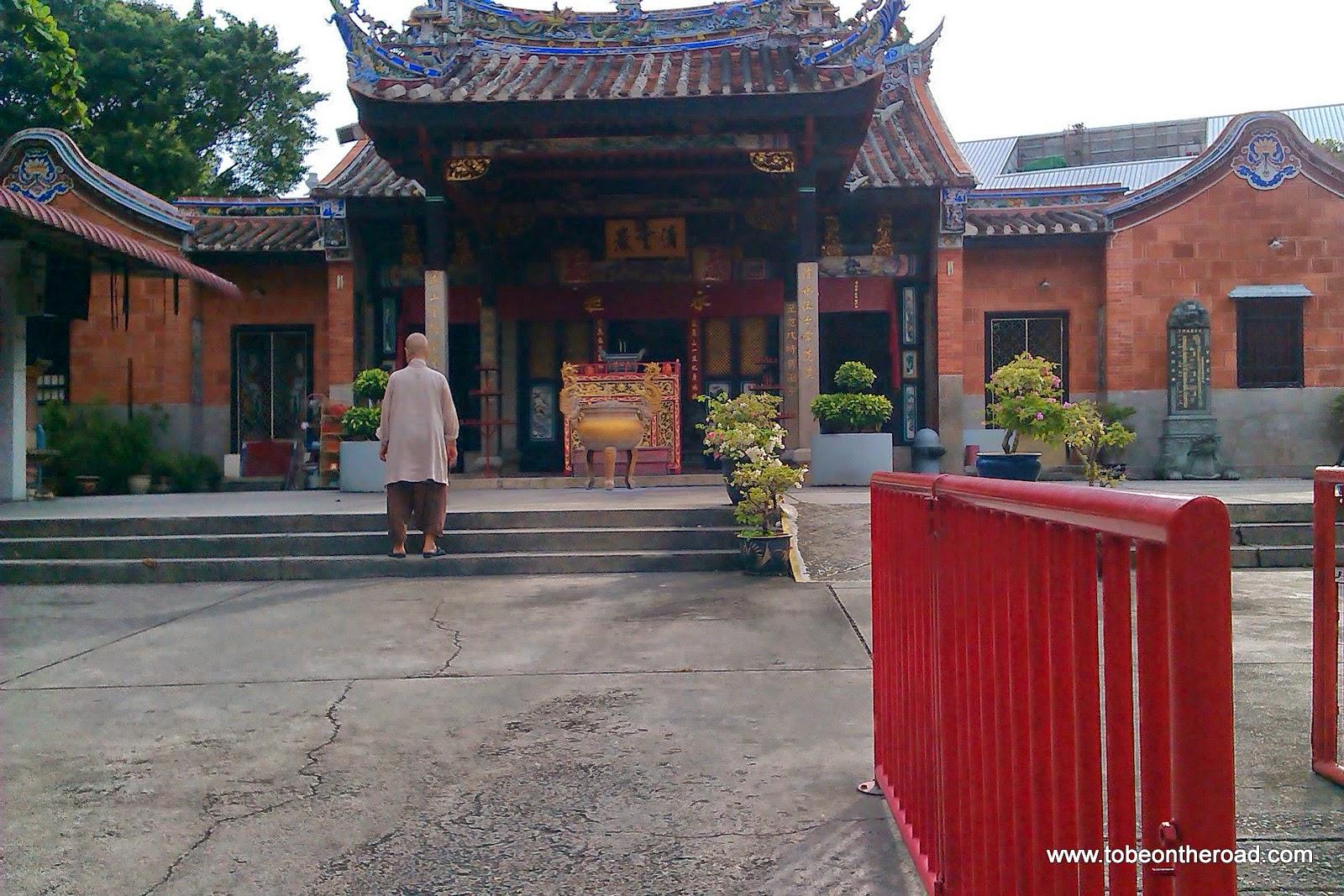 Malaysia,Penang, Snake Temple,