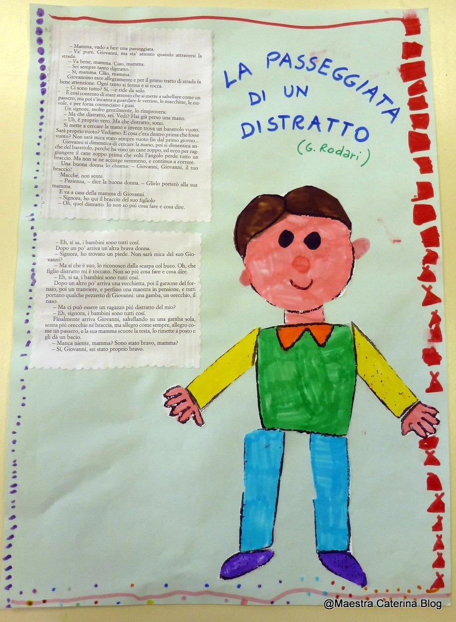 Maestra Caterina Schema Corporeo Schede Di Verifica Filastrocche
