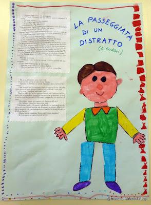 Maestra caterina schema corporeo schede di verifica for Racconti fantasy inventati da ragazzi di scuola media