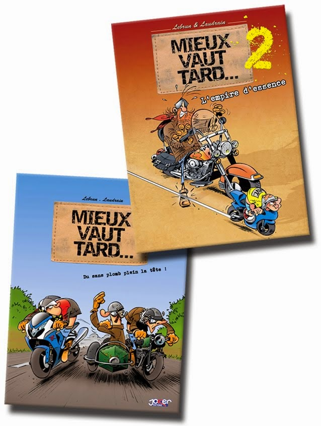 Tome 1 et tome 2
