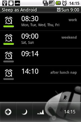Sleep as Android Unlock apk : sleep cycle tracker apps