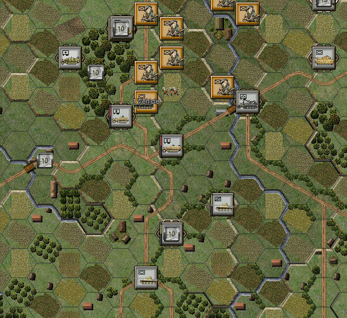 Сражение в Нормандии