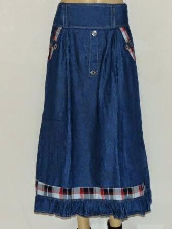 Rok Jeans Anak Muda RM319
