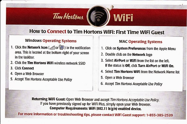 against bell canada so often and why tim hortons using bell canada might also be an issue for a lot a people in the first placenot you though