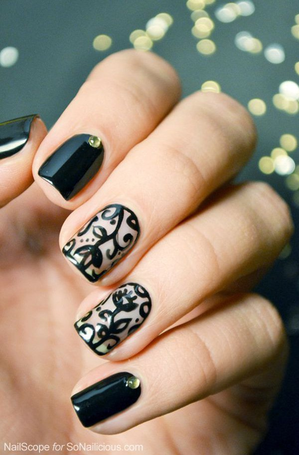 Nail Polish Designs Easy At Home Step By Step Nsa Blog