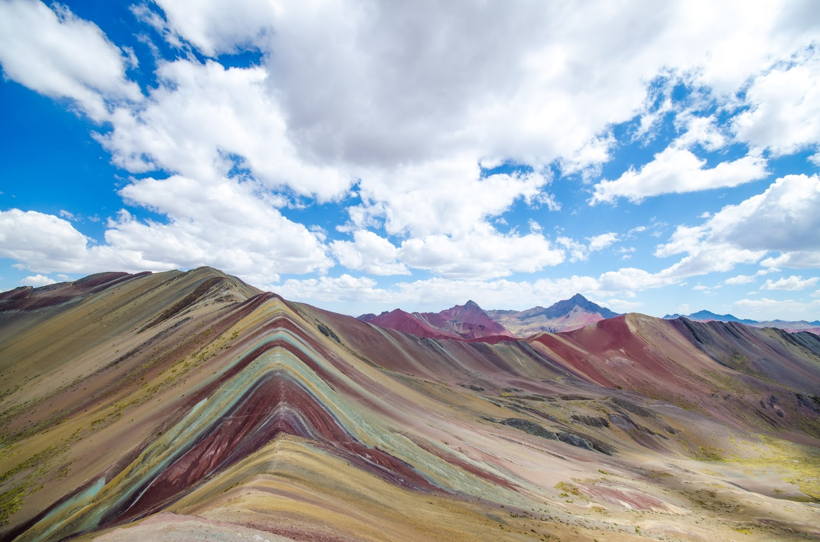 Rainbow Mountain, Peru- A Walk into the Unknown | The ...