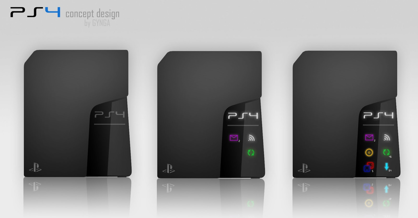 Xbox One Slim Concept Concept  2