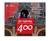 Boek RUG 400 jarig jubileum