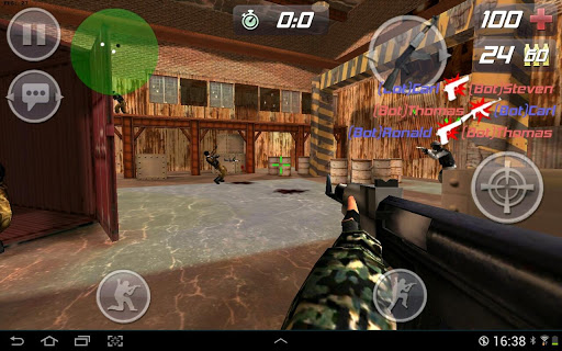 Critical Missions SWAT Android Apk