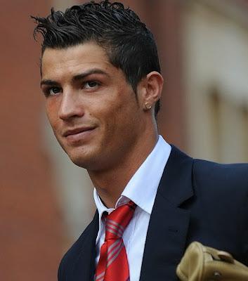 Cristiano Ronaldo Mohawk Hairstyles