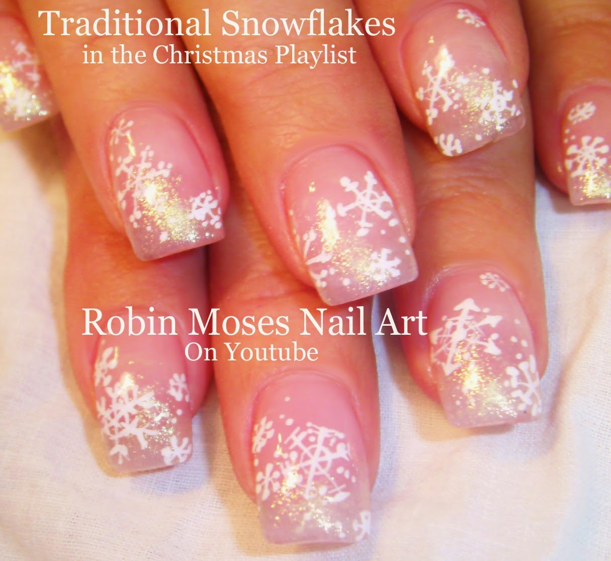 Robin moses nail art christmas nails christmas nail art christmas nails christmas nail art snowflake nails white snowflakes winter nails xmas nails candy canes candy cane nail art design ideas prinsesfo Image collections