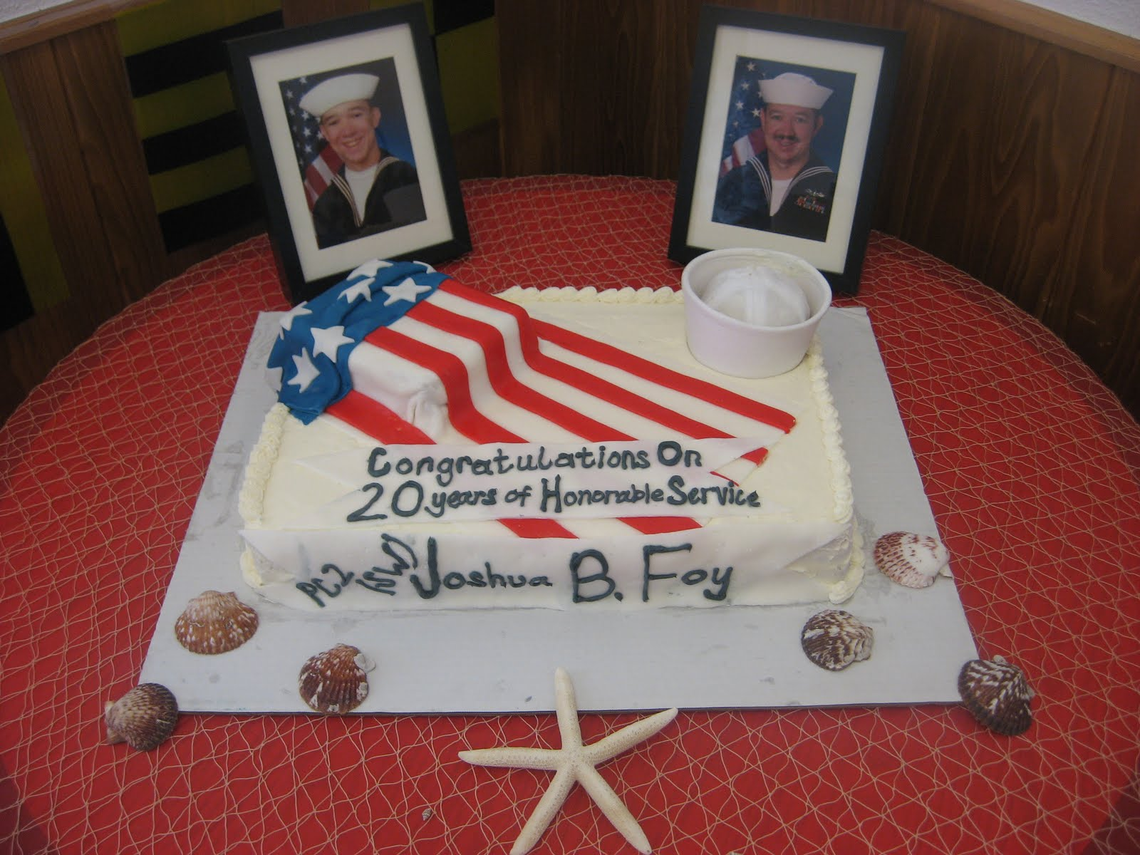 Cake Decorating Classes Fredericksburg Va : Pin Custom Retirement Party Special Occasion Cakes ...