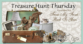 Treasure Hunt Thursday- Blog Link Up Party- From My Front Porch To Yours