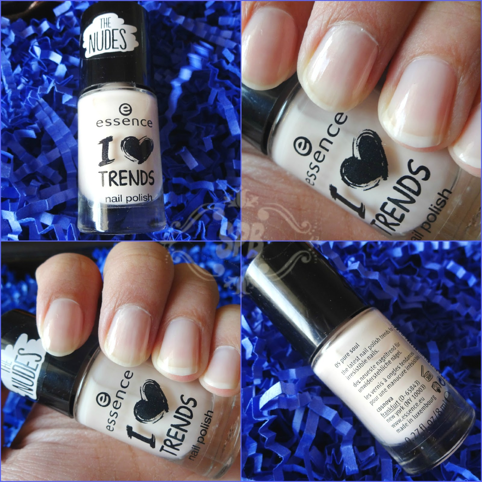 Essence I Love Trends Nail Polish 21 - Creative Touch