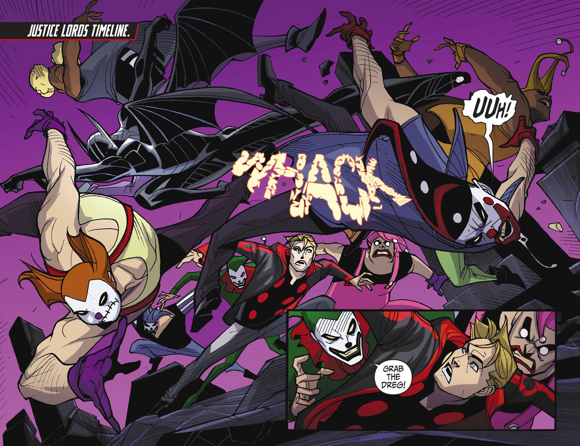 Batman Beyond 2.0 Issue #20 #20 - English 3