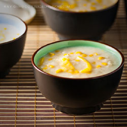 filipino corn dessert recipe with vanilla