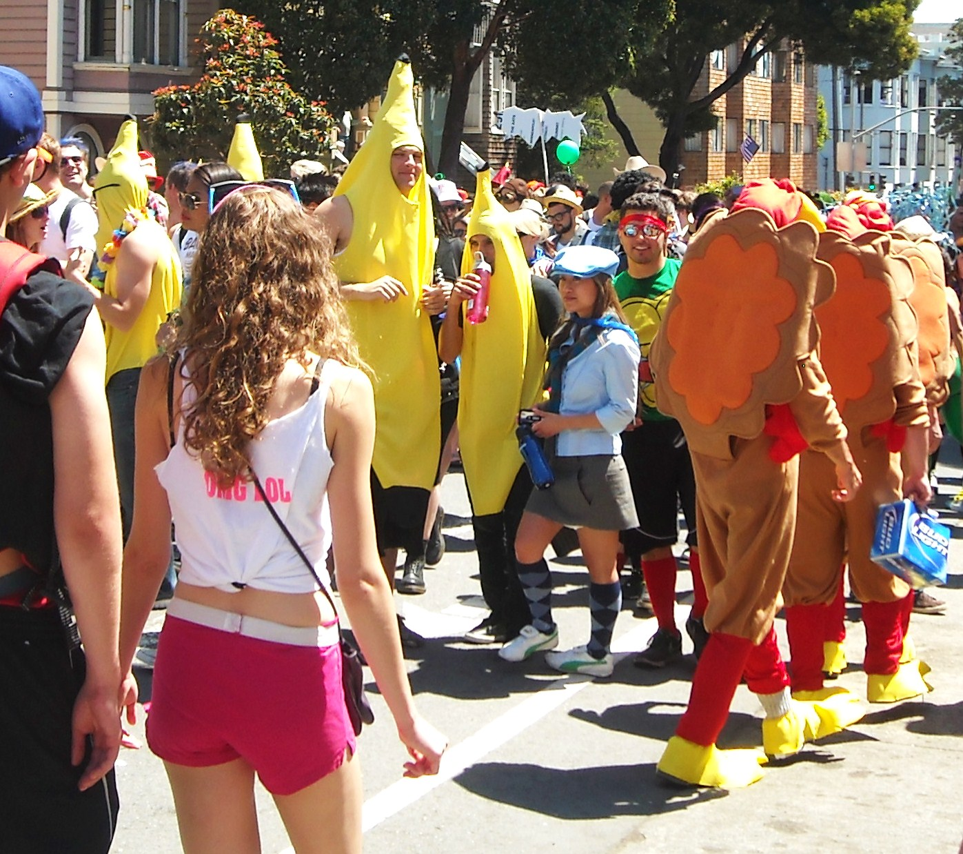 Bay to Breakers Bare 2012