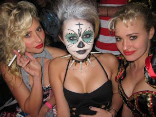 miley cirus halloween