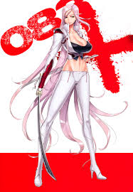 Anime Action Terbaik Triage X Yuko Sagiri