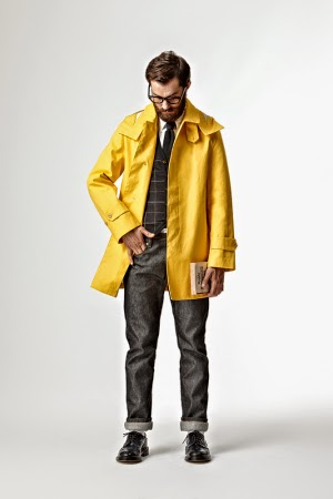 Mackintosh Philosohpy, Machintosh, Fall 2015, otoño invierno, menswear, british style, Suits and Shirts,