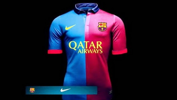 equipaciones de futbol baratas barcelona
