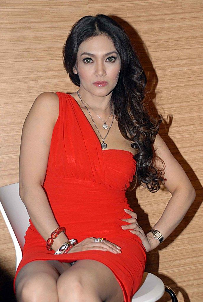 Indonesian actress hot photo