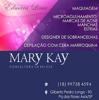 Consultora de beleza (Assis-SP). Fone/whats: 18.997384594