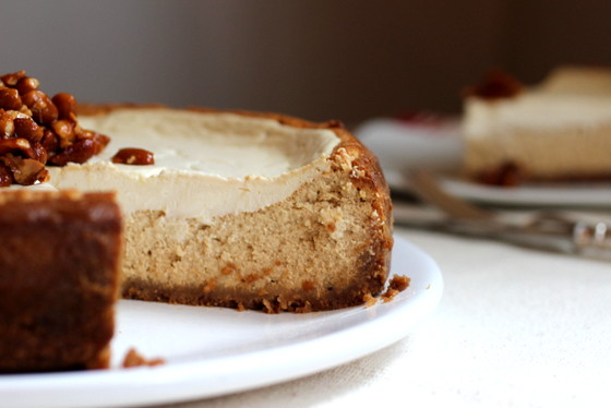 Brown Sugar Cheesecake