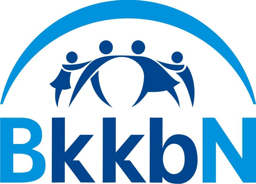 gnp design: logo bkkbn vektor