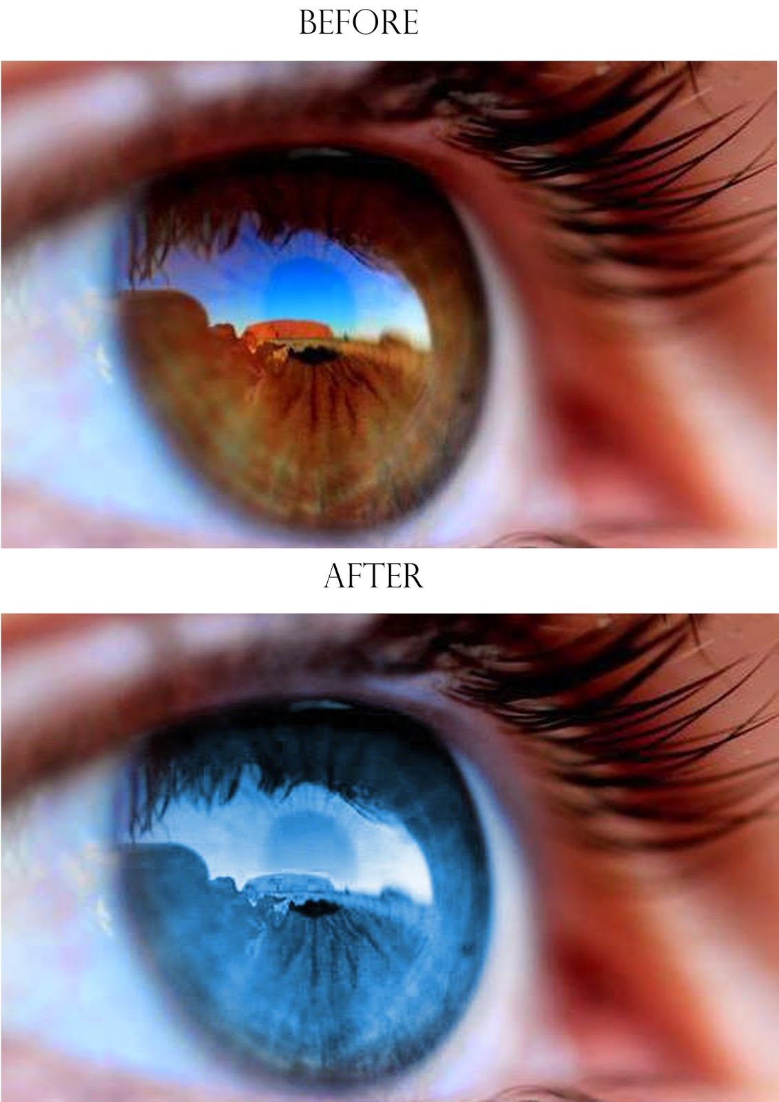 Online eye color changer - I Ve Always Wanted To Have Blue Eyes So Maybe I Ll Try In Photoshop First To See If The Color Suit Me Because Not Everybody Looks Cool With Blue Color