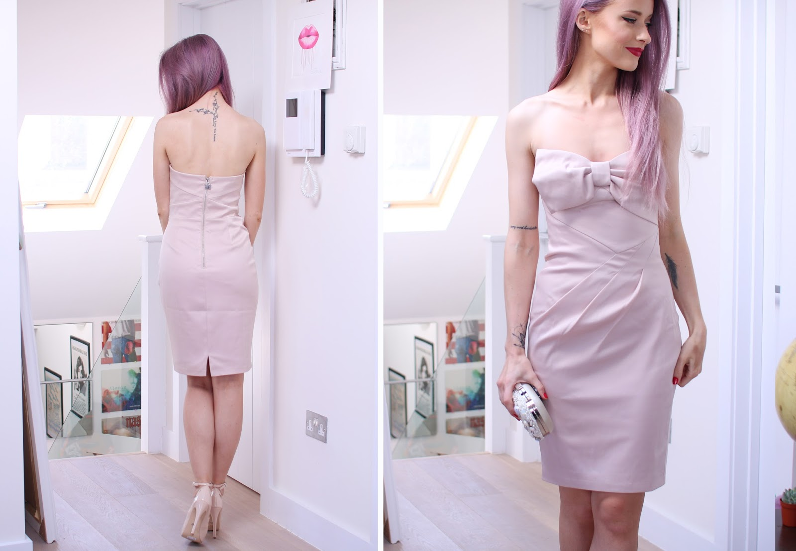 Summer Dresses To Wear To Weddings 87 Elegant Nude and Bows