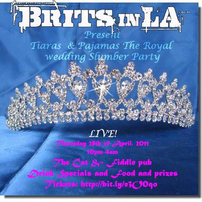 royal wedding viewing party. ROYAL WEDDING VIEWING PARTY